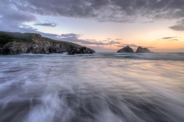 Holywell Bay Sunset - Image 0