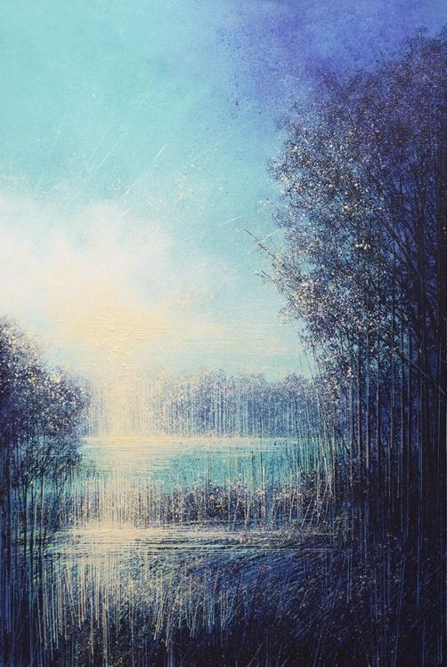Trees At Twilight - Image 0