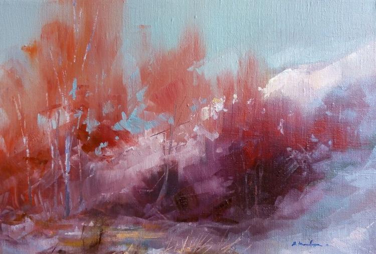 Crimson cold - Image 0