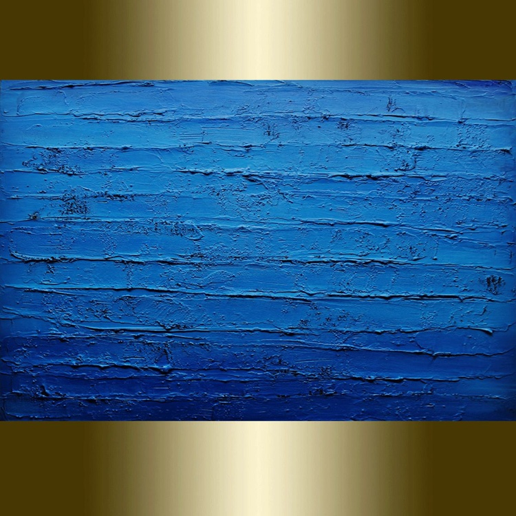 Blue Contemporary colors. - Image 0