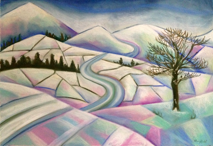 Snowy Hills - Image 0