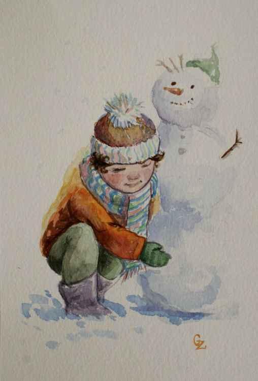 Snowman 2 -