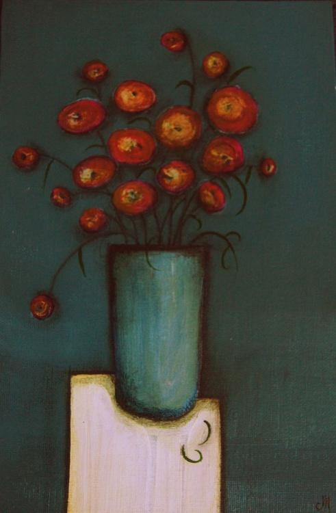 The Blue Vase.., - Image 0