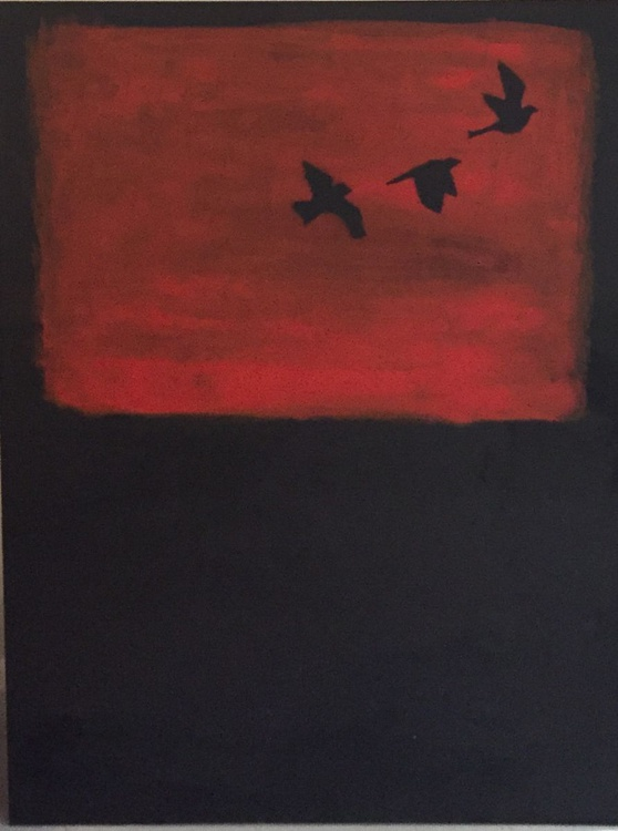 What I See When I See Rothko - Image 0