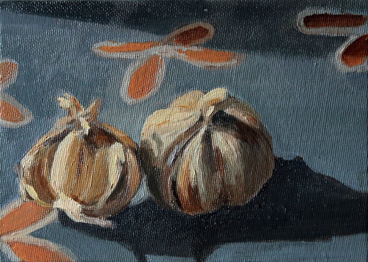 Study of Garlic - Image 0
