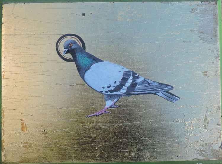 Pigeon Icon.