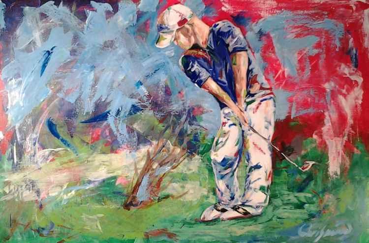 Golfer 01 -