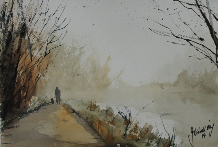 Towpath Mist - Image 0