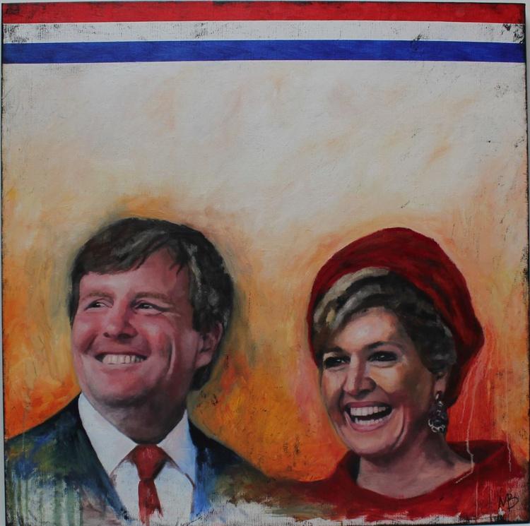 Dutch Royal portrait - Image 0