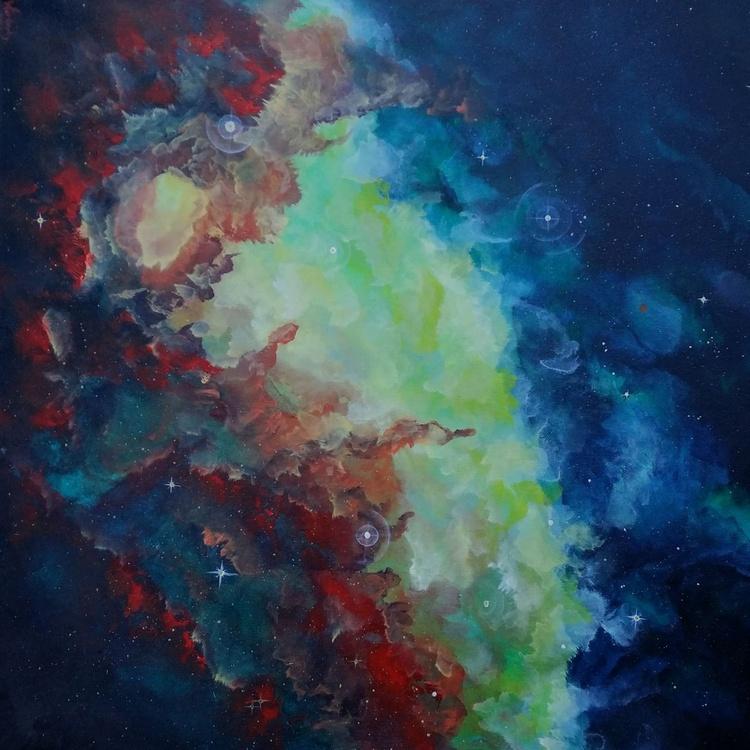 Dogstar nebula - Image 0