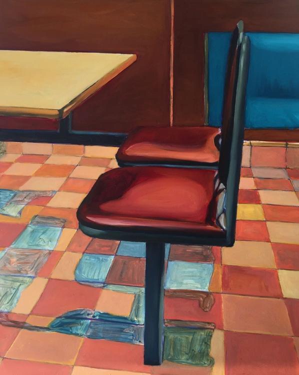 Bolt-Down Chair - Image 0