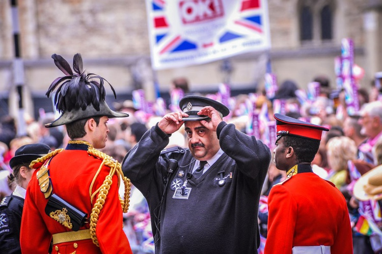 Police director of London in Royal wedding William & Kate - Image 0
