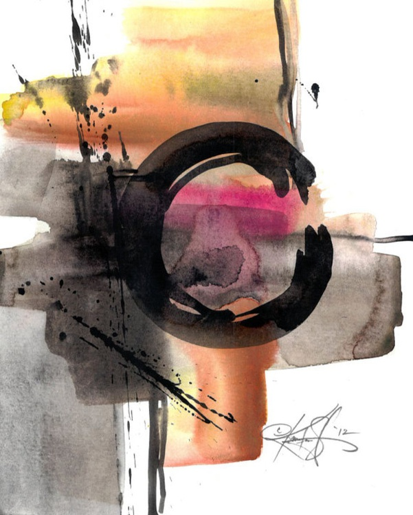 Enso Abstraction Series . No.103 - Image 0