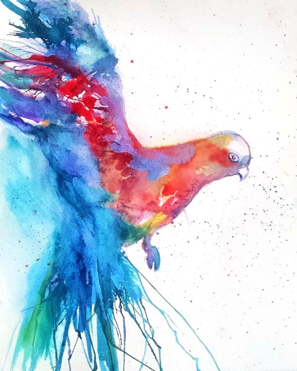 Flying Parrot - Image 0