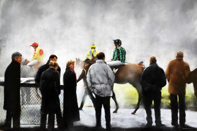 Thurles Parade Ring, Ireland - Image 0