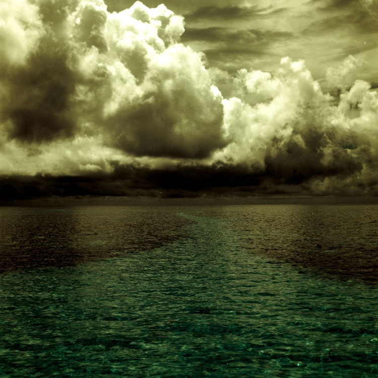 Storm over Little Duck Key - Image 0