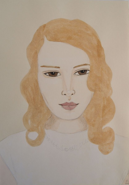 Muted Portrait - Image 0