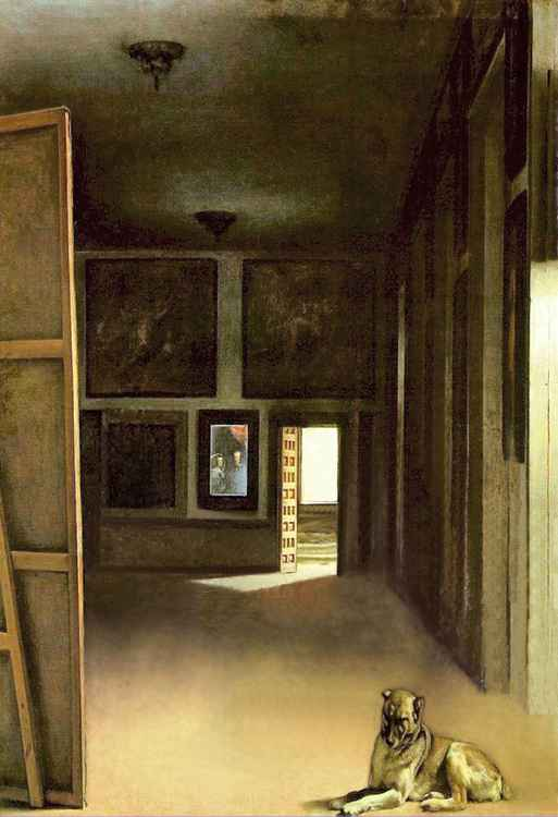 Chamber of Velazquez 12