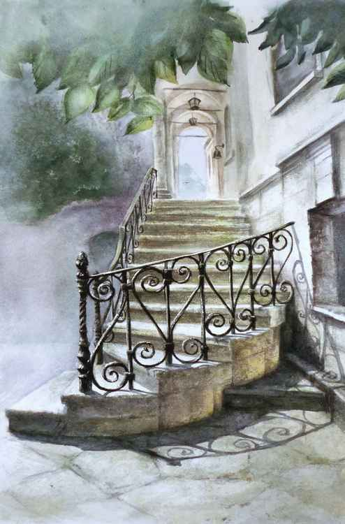 Stairwell -