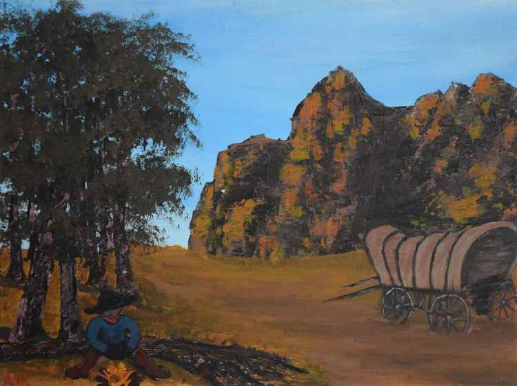 Oregon Trail -