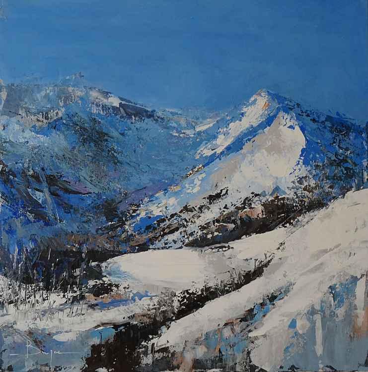 Blue mountain -