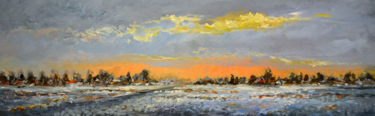 Winterscape till Christmas 15 - Image 0