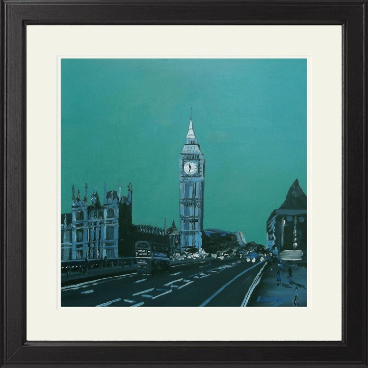 London, Big Ben and the number 159    - Image 0