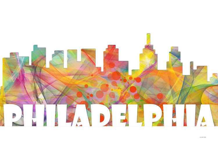 Philadelphia Skyline MCLR2