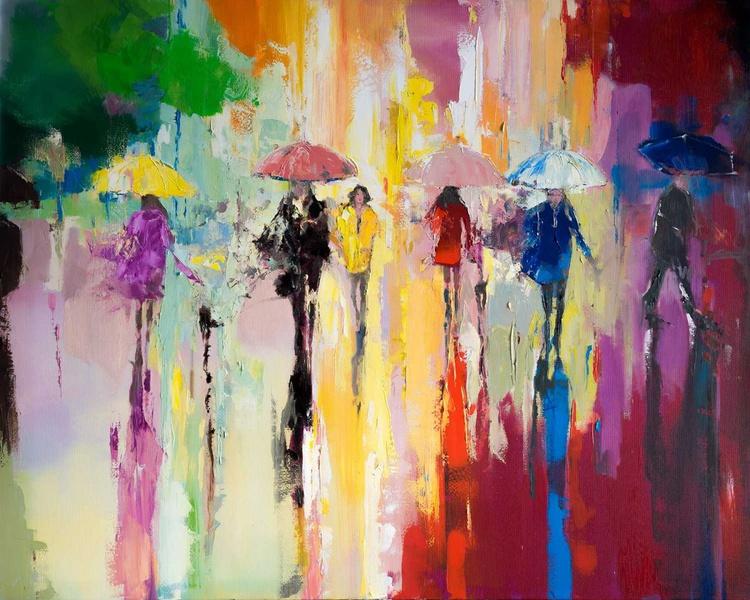 'Rainbow Walk' - Image 0