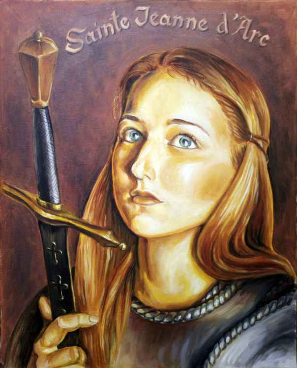 Sainte Jeanne d' Arc