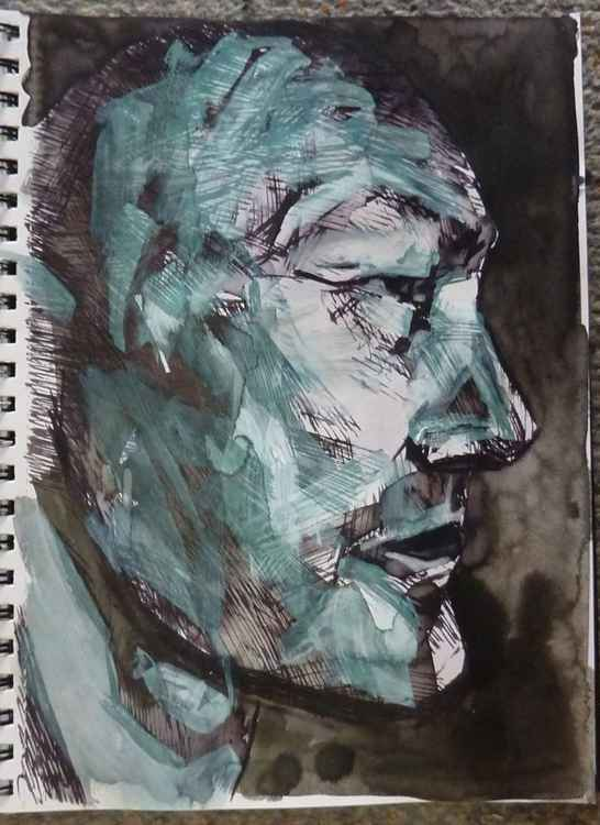 Sketchbook Study 28 March 2015