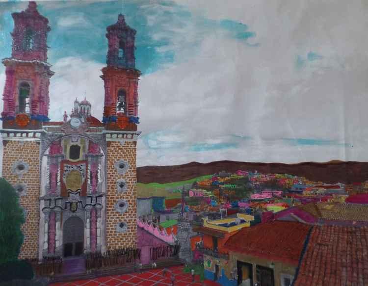 Taxco Town Center