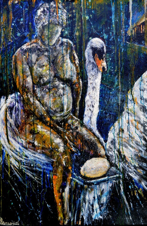 leda and the swan - Image 0
