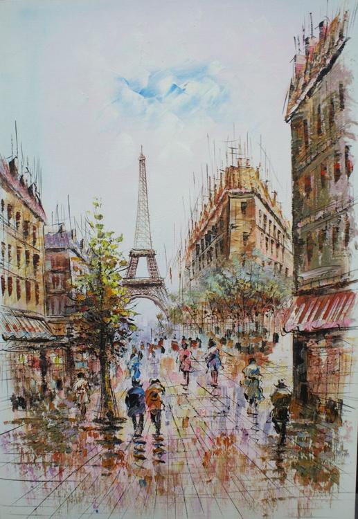 The urban landscape of France - Image 0