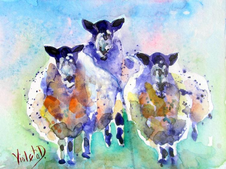 Bleating Sheep - Image 0