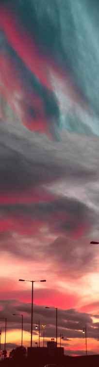 CARGO FLEET SWIRLS -