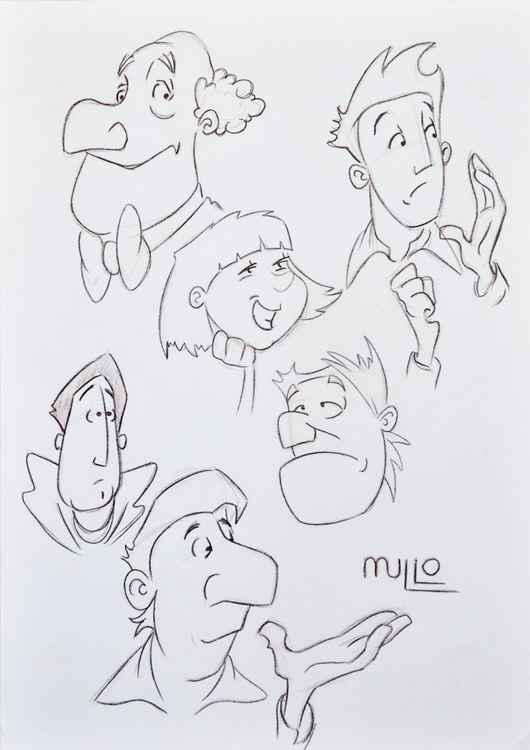 Concept Cartoons 05 -