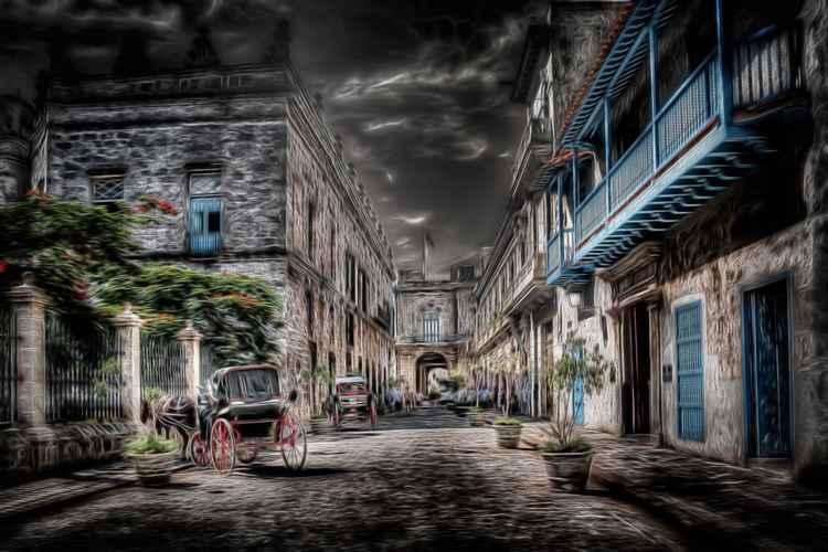 Streets of Havana -