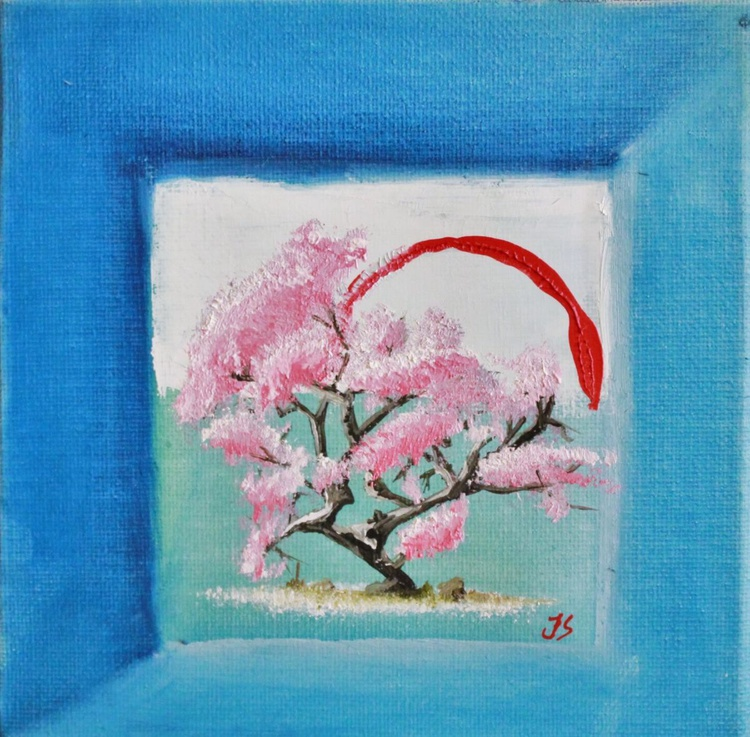 Japanese Cherry Tree - Image 0