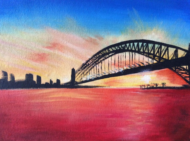 Sydney cityscape. - Image 0