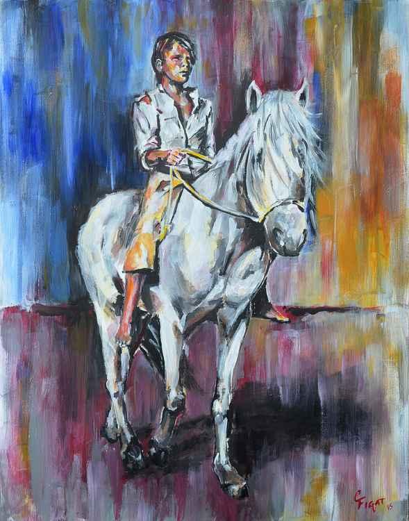 White Mane (Crin Blanc) -