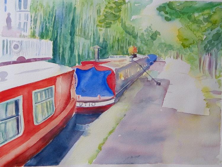 Regents Canal - Image 0