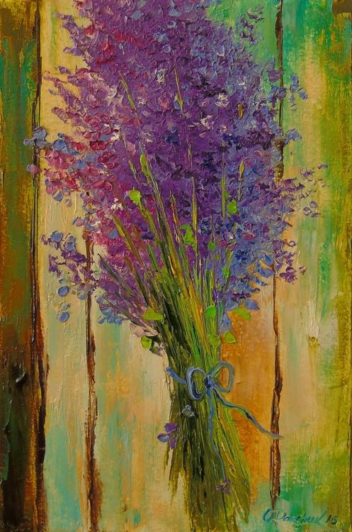 A bouquet of lavender - Image 0