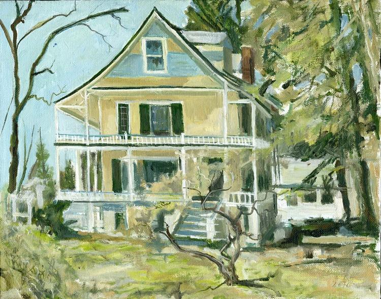 ' stick house ' - Image 0