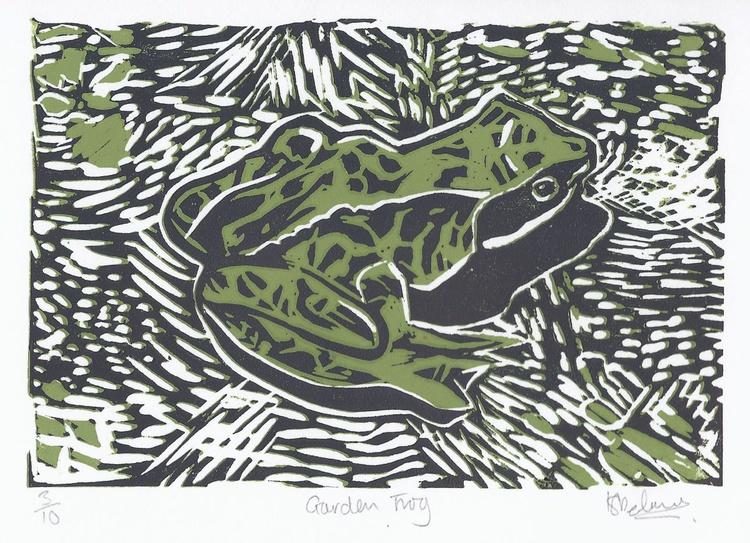 Garden Frog - Image 0