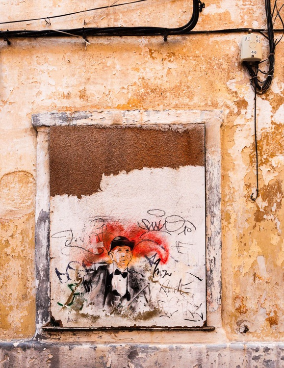 Menorcan Graffiti - Image 0