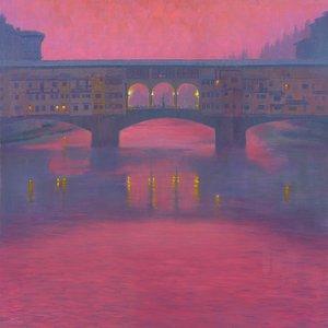 Dusk, Ponte Vecchio by Mark Harrison