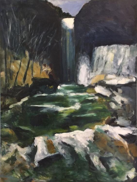 Taughannock Falls, Trumansburg, NY - Image 0