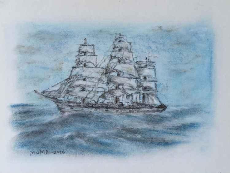 Sailboat # 4