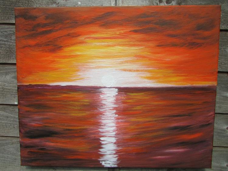 sun set - Image 0